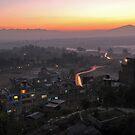 Kapitapur Sunrise by Peter Hammer