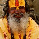 Holy Man by sashasweeney
