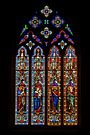 Stained Glass  by Werner Padarin