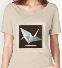Crane Women's Relaxed Fit T-Shirt