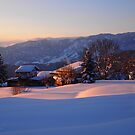 Snow Steps by kvbubble