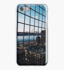 Empire State Through Cage iPhone Case/Skin