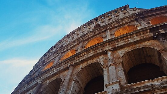 Colosseum Rome by alegca