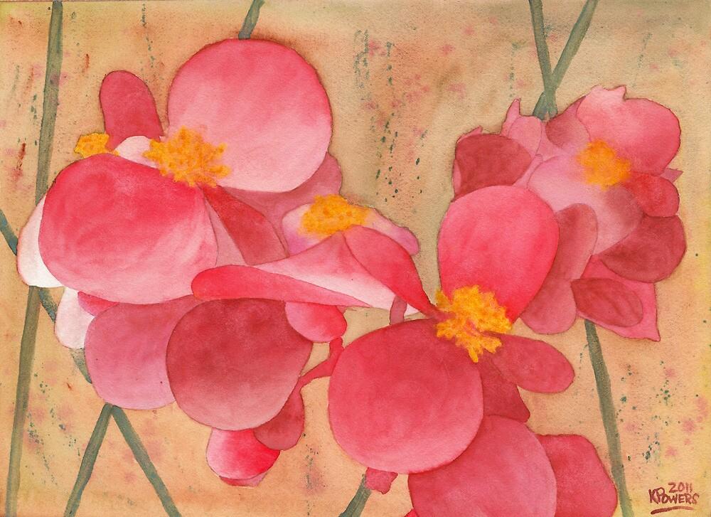Loose Petals by Ken Powers