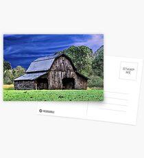 An Old Barn Postcards