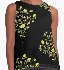 Delicate Daisies Sleeveless Top