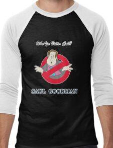 Who Ya Better Call? Men's Baseball ¾ T-Shirt