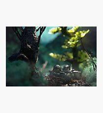 Lego jungle swamp Photographic Print