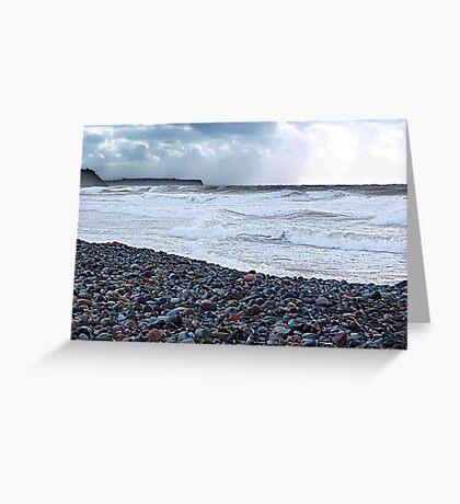 The Sea Around Us Greeting Card