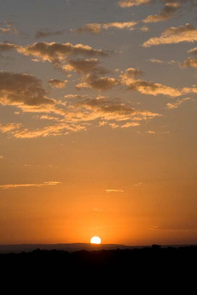 A Kenyan Sunrise by Lin-Ann Anantharachagan
