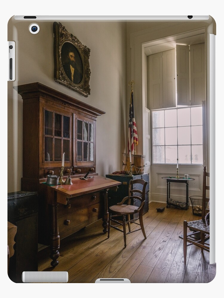General Grant's office in Springfield Illinois by Chee Sim