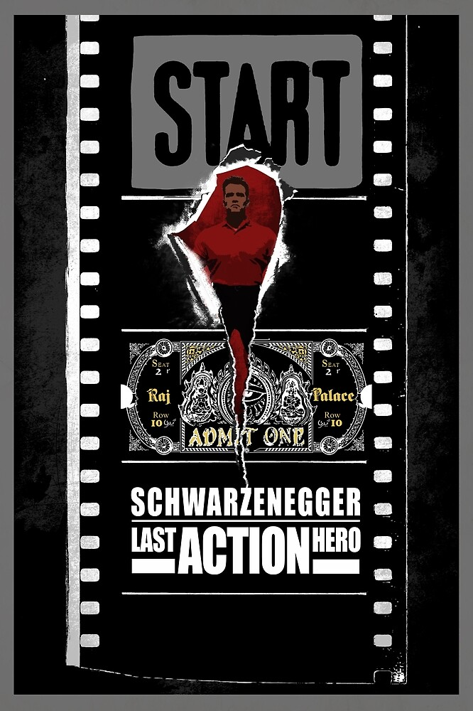 Last Action Hero by edgarascensao