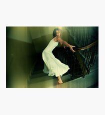 Stair crawl Photographic Print