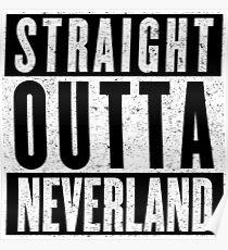 Neverland Represent! Poster