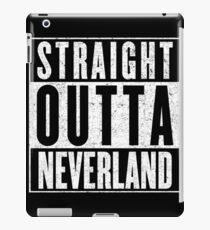 Neverland Represent! iPad Case/Skin