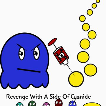 Revenge with a side of Cyanide by itwirlchucks