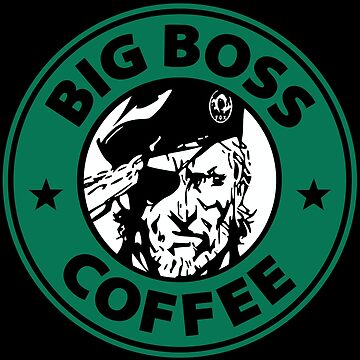 Big Boss Coffee by snespix