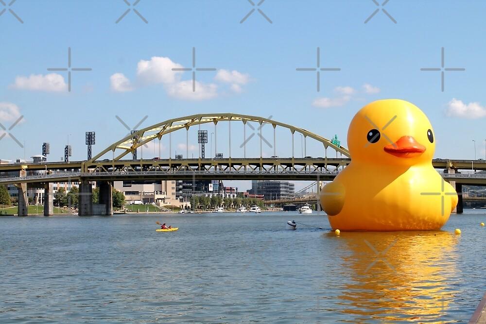 The Giant Duck by Arianna  Stewart