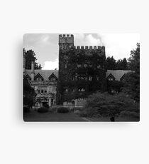 Hatley castle Canvas Print