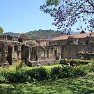 Spanish Ruins by Don Rankin