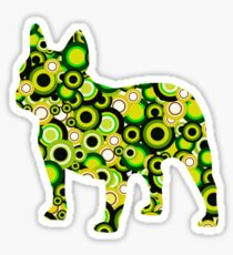 French Bulldog - Animal Art Sticker