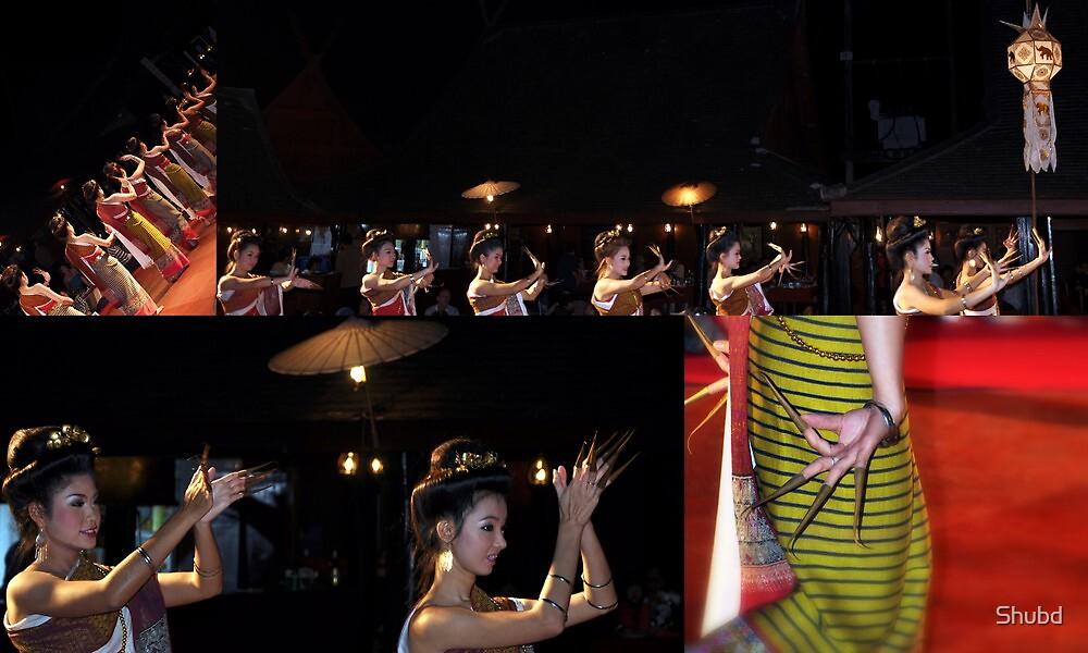 Fawn Lep _ Classical Thai Dance by Shubd