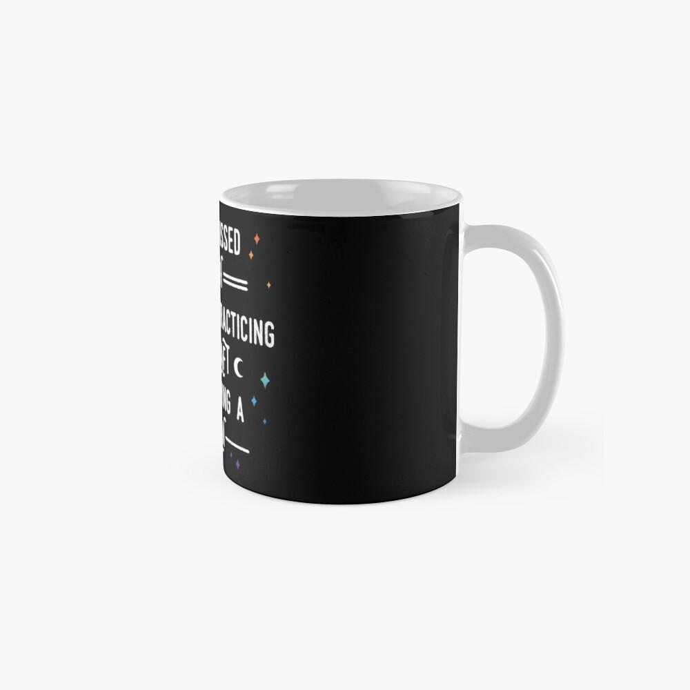 Sorry I Missed Church Classic Mug