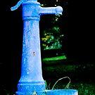 Blue like water by NicoleBPhotos