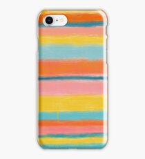Pastel Stripes iPhone Case/Skin