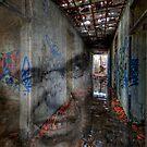 Abandoned Asylum by Ian English