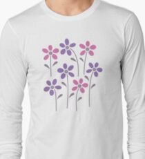 A child's garden Long Sleeve T-Shirt