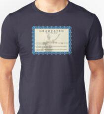 Summa Cum Laughable, Funny Unisex T-Shirt
