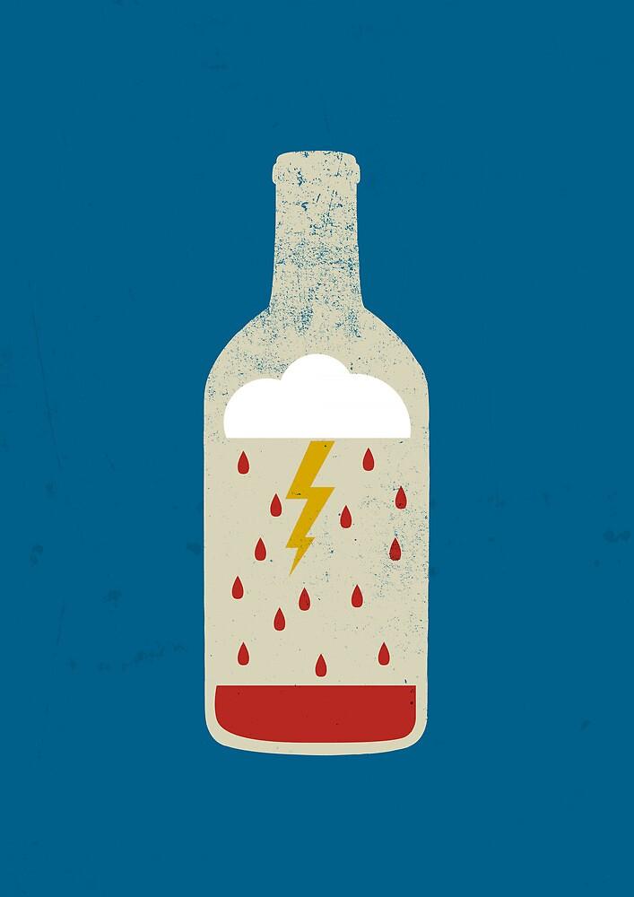 Bottle 1 by Marco Recuero