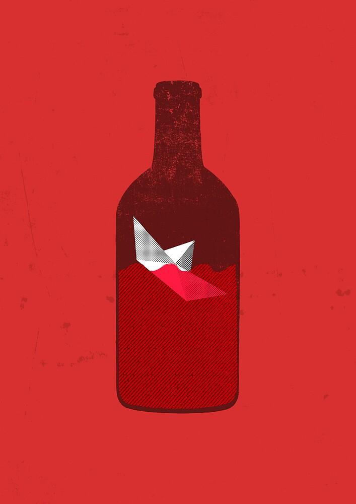Bottle 2 by Marco Recuero