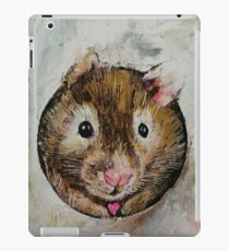 Hamster Love iPad Case/Skin