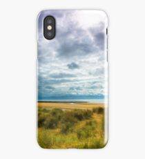 Dune & Fragmented Sky- Freshwater West iPhone Case