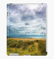 Dune & Fragmented Sky- Freshwater West iPad Case/Skin