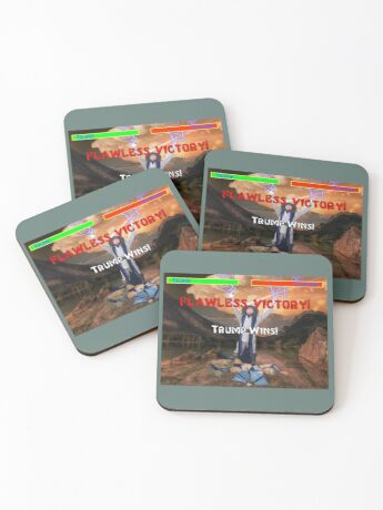 Trump's Flawless Victory Coasters