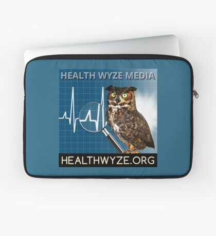 Health Wyze Media Laptop Sleeve