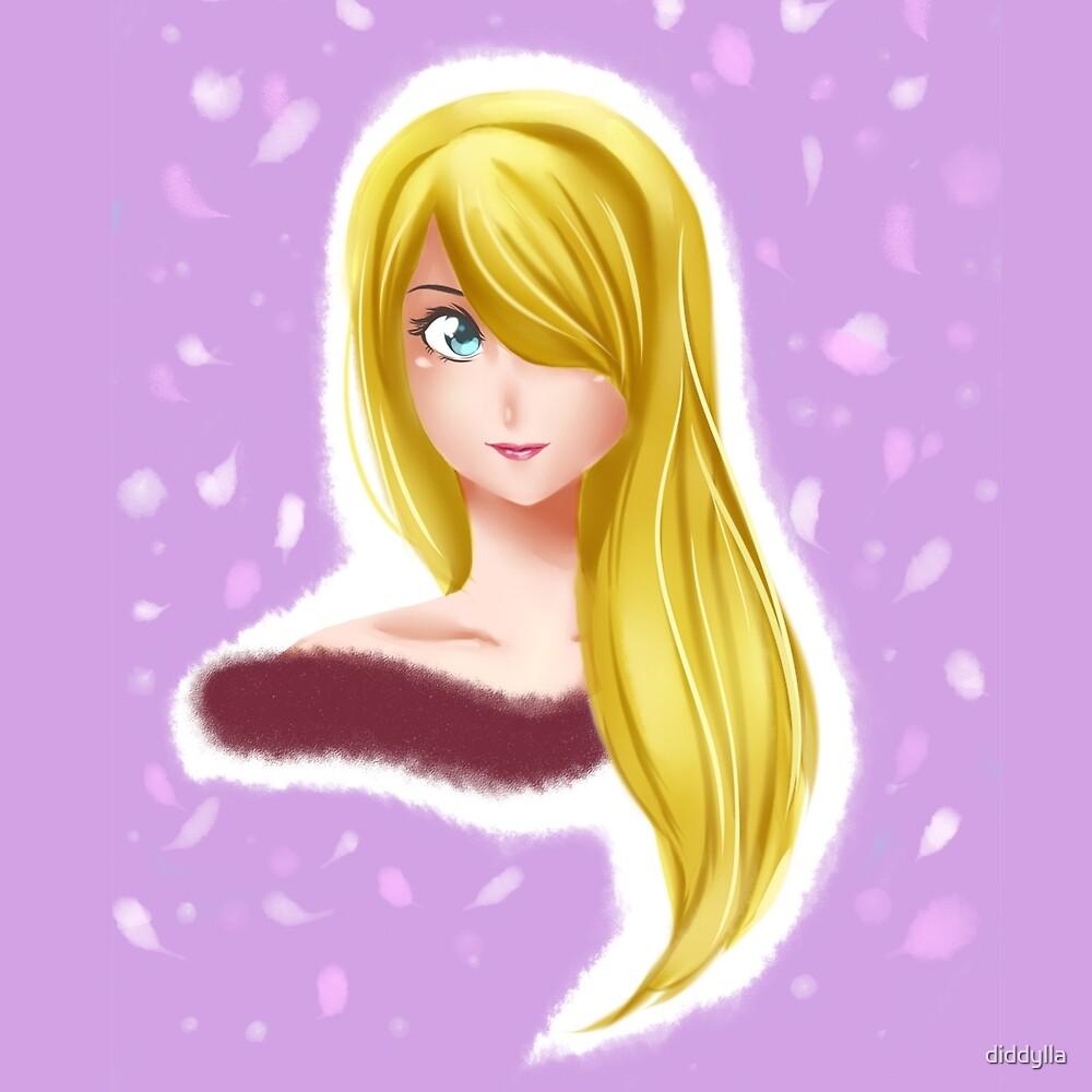 Blondie by diddylla