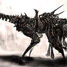 creature concept by James Suret