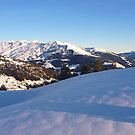 Mountain View by Katja Fønss