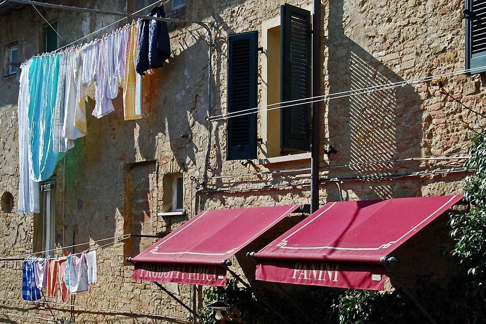 Panini-Volterra, Tuscany by Deborah Downes
