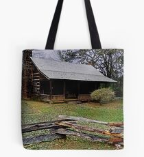 Another Time & Place Tote Bag