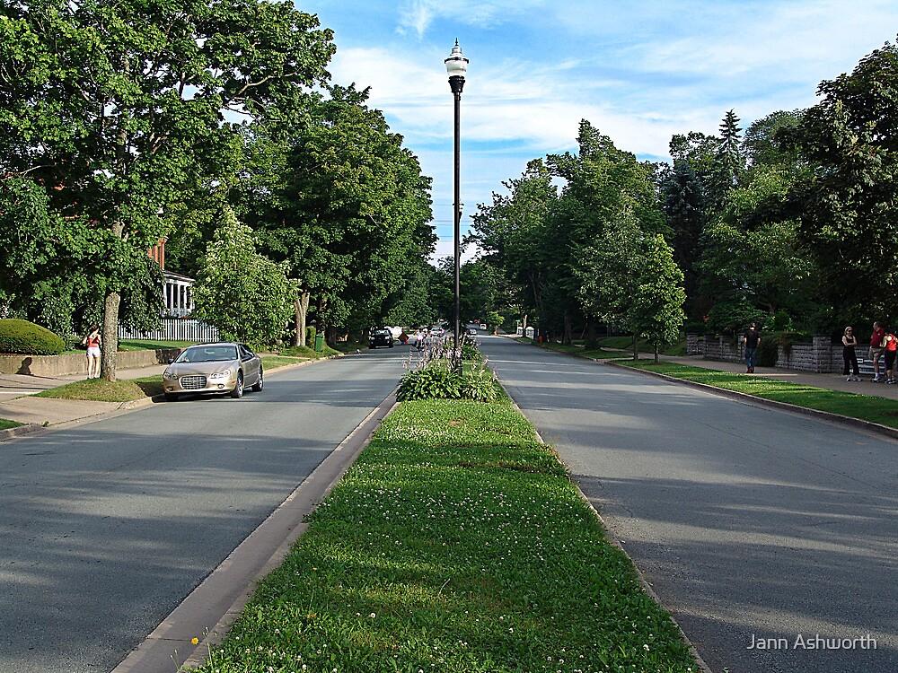 Halifax-Young Avenue by Jann Ashworth
