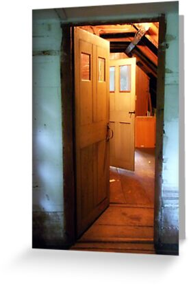 Sturgis Library Attic by sturgislibrary