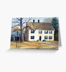 Sturgis Library by Robert Mesrop Greeting Card