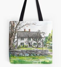 Sturgis Library by H. C. Lewis Tote Bag