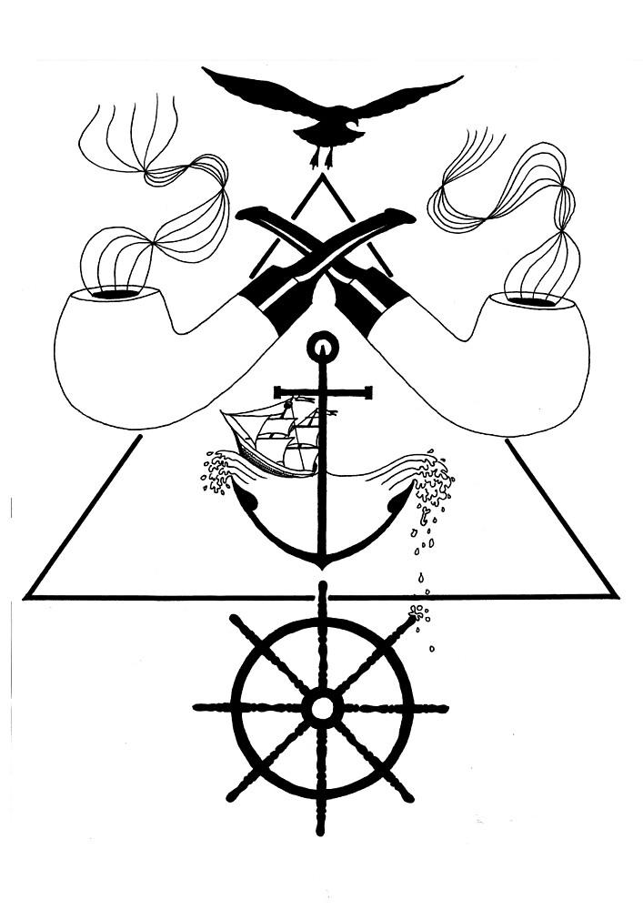 Sailing by Svedolf