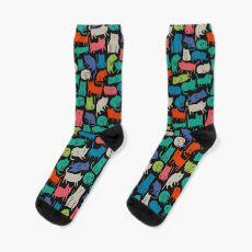 Cool Cats Socks